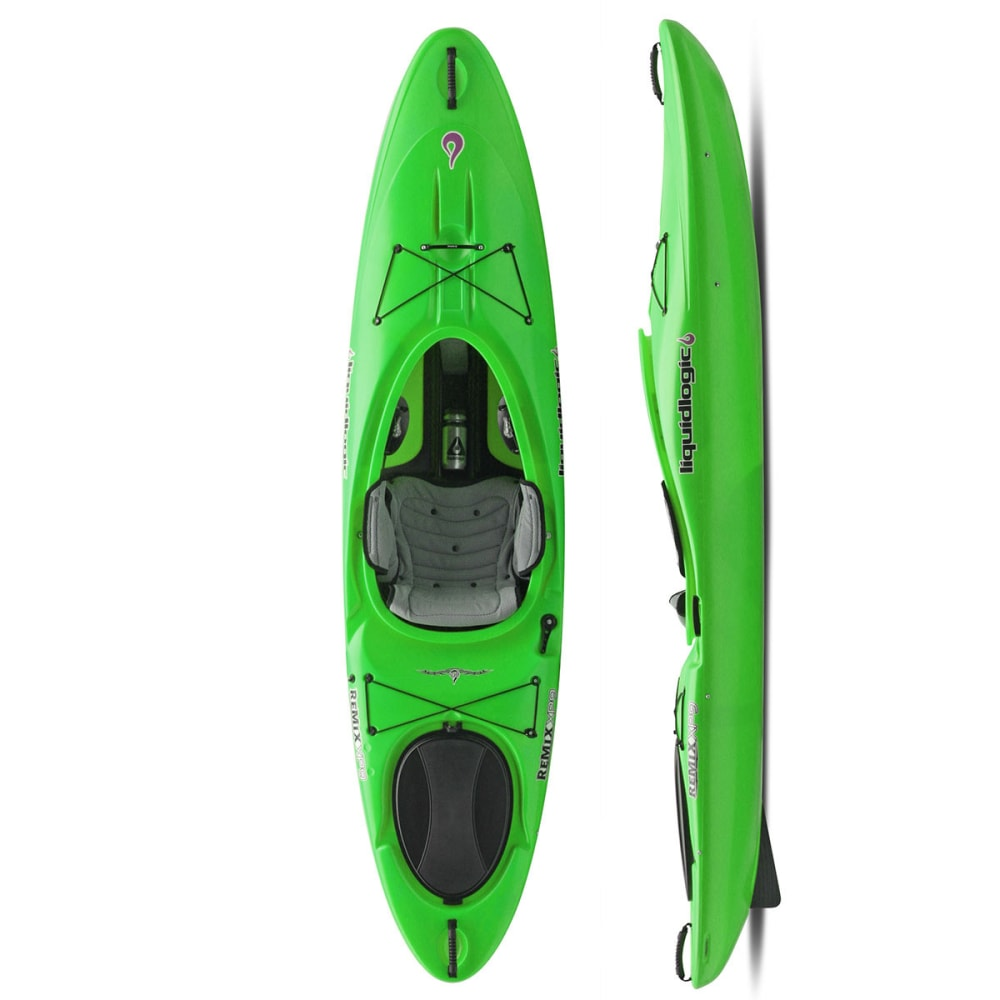 LIQUIDLOGIC Remix XP 9 Kayak - LIME