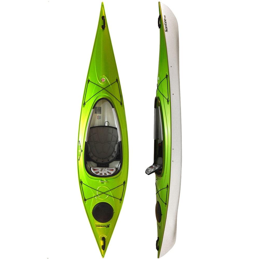 HURRICANE KAYAKS Santee 116 Kayak - WASABI