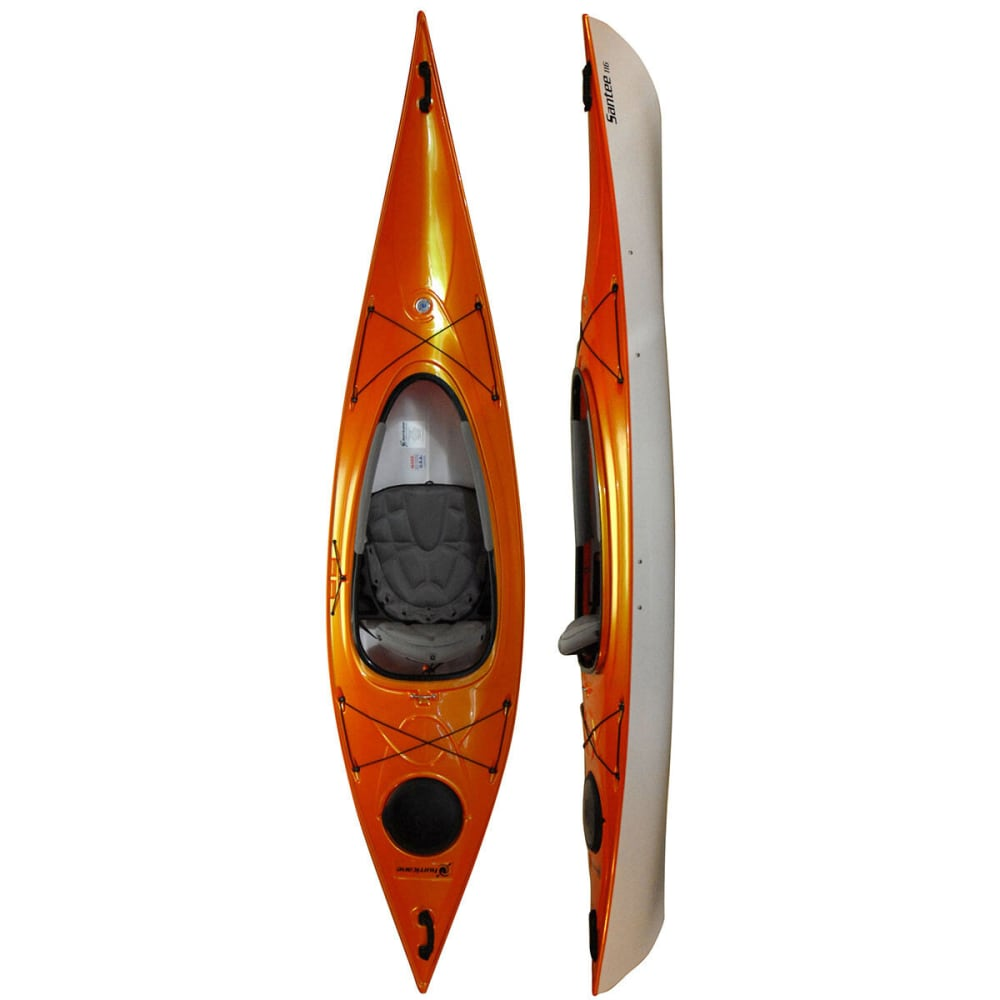 HURRICANE KAYAKS Santee 116 Kayak - MANGO
