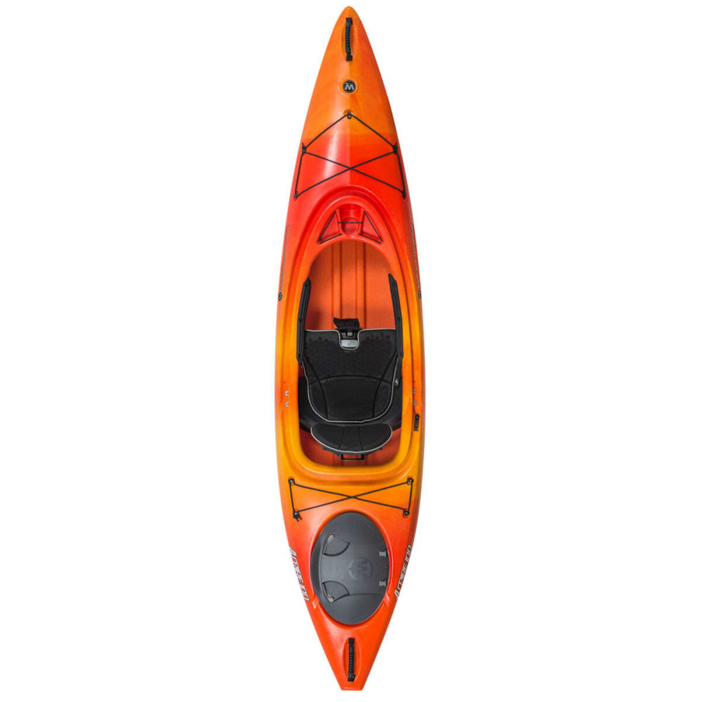 WILDERNESS SYSTEMS Aspire 100 Kayak - MANGO