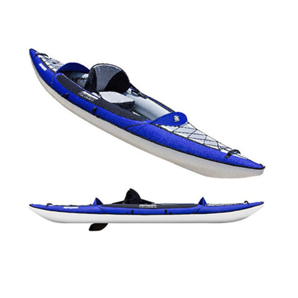 AQUAGLIDE Columbia XP One Inflatable Kayak - BLUE