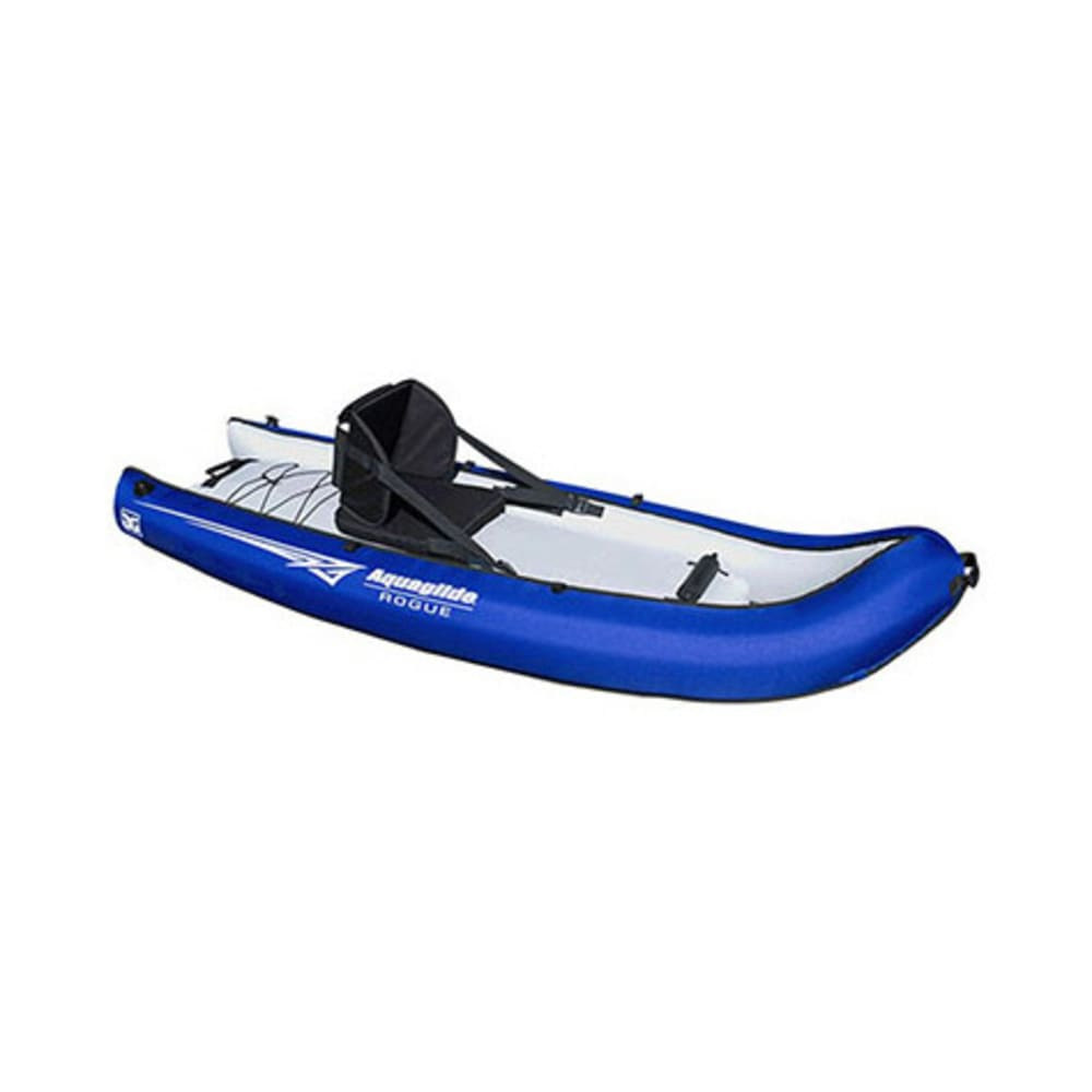 AQUAGLIDE Rogue XP One Inflatable Kayak - BLUE