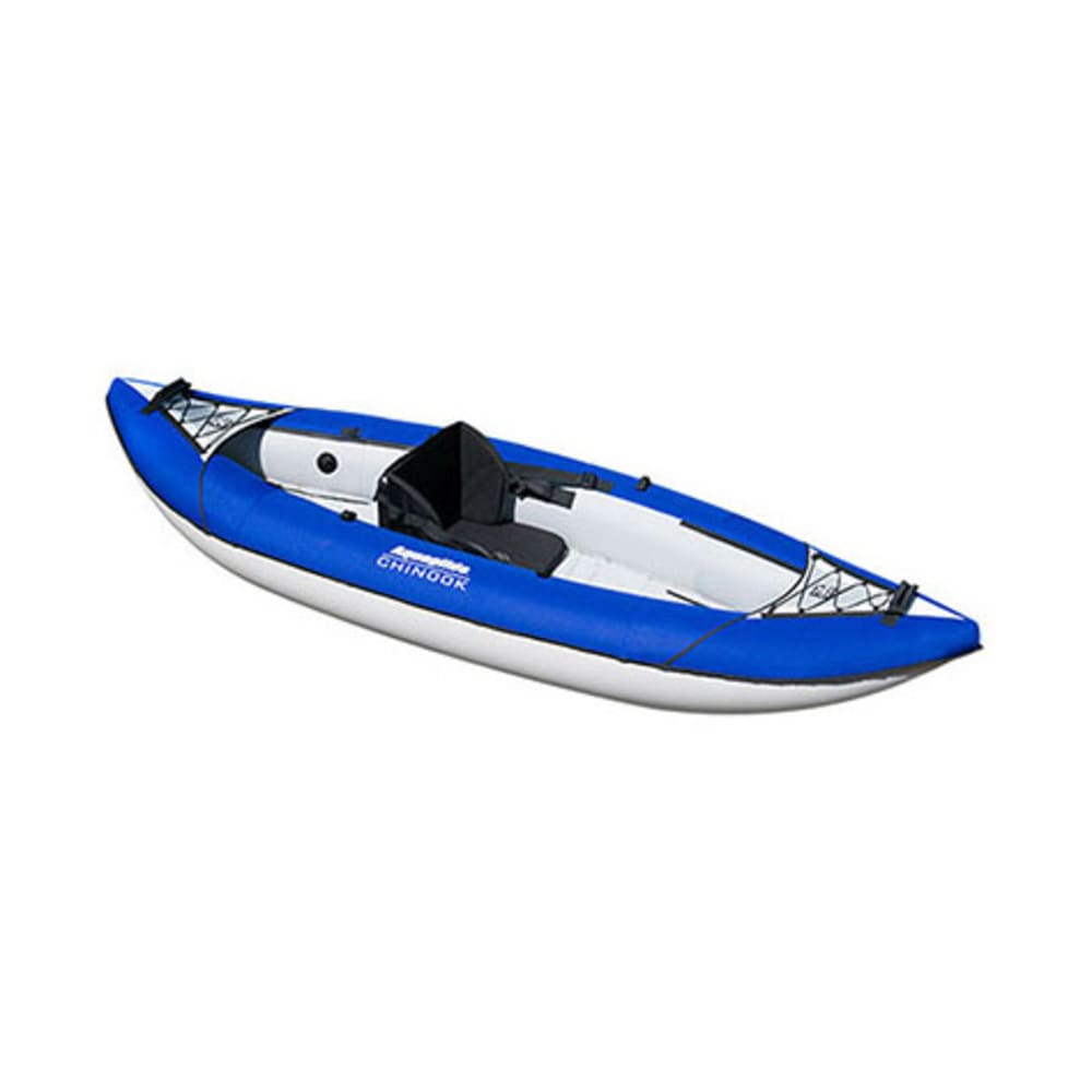 AQUAGLIDE Chinook XP One Inflatable Kayak - BLUE