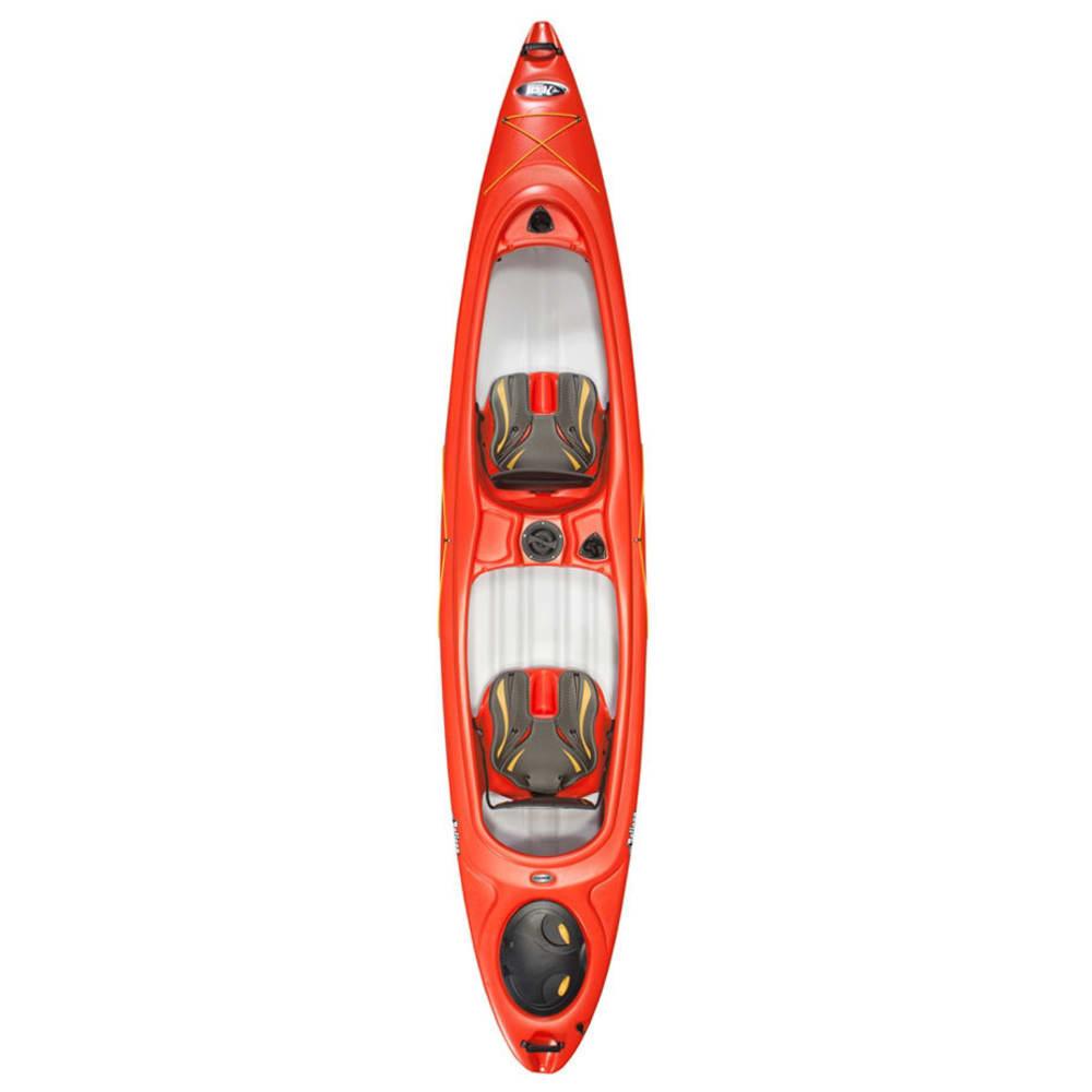 PELICAN Unison 136 Tandem Kayak - TANGERINE/WHITE