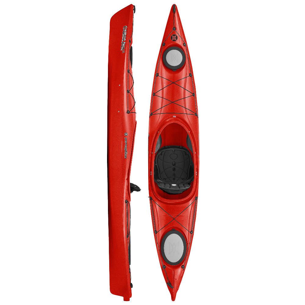 PERCEPTION Carolina 12 Kayak - RED