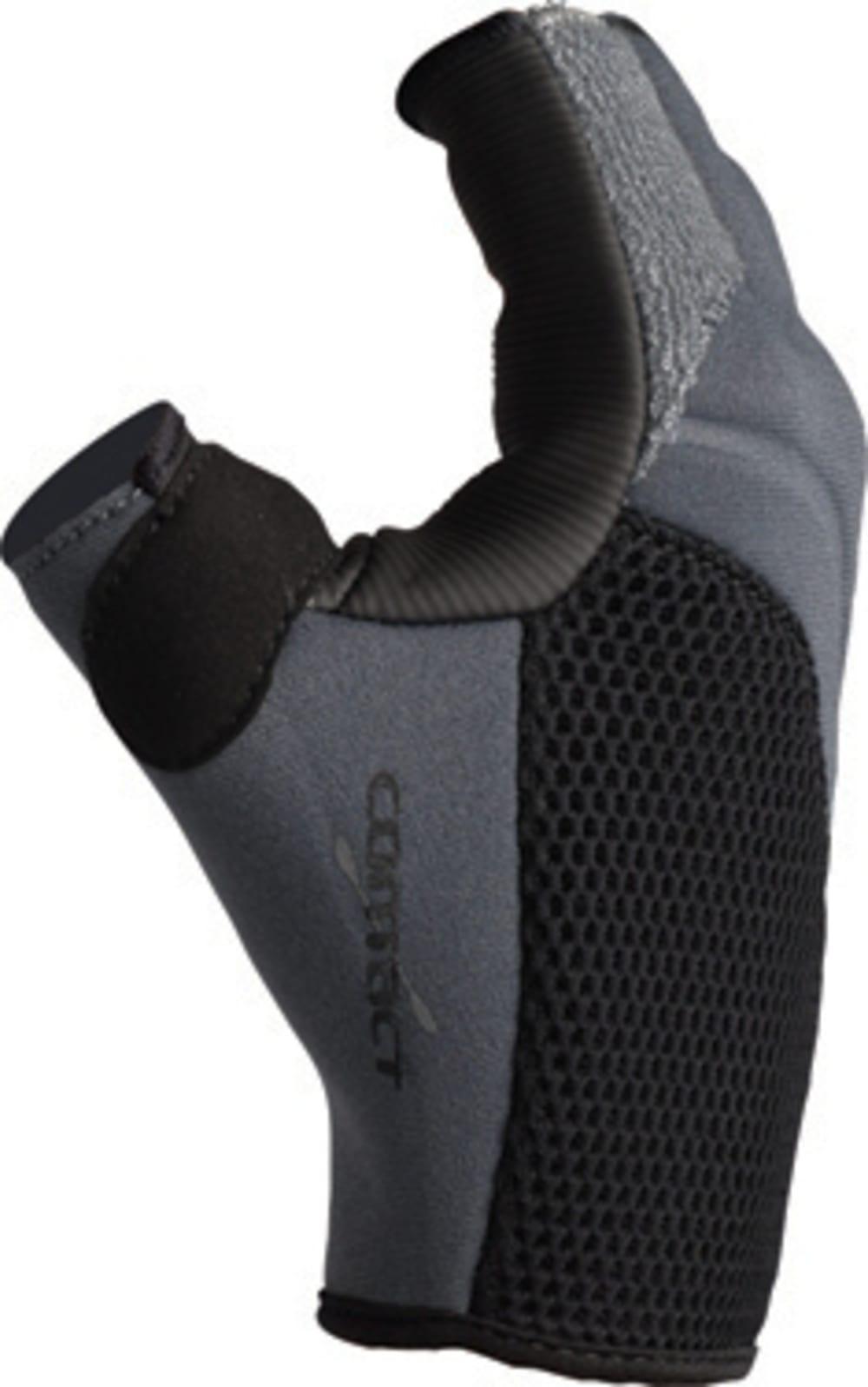 STOHLQUIST Contact Fingerless Gloves - BLACK
