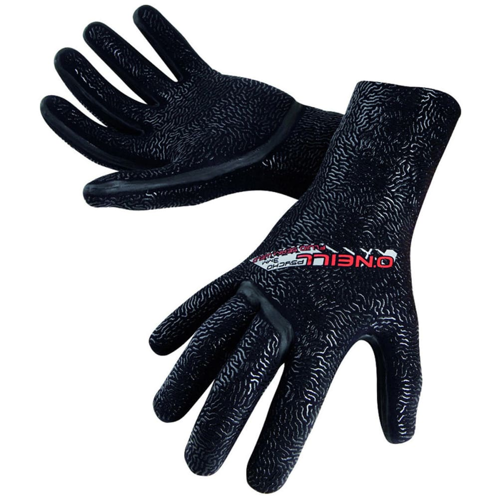 O'NEILL DL Psycho 3mm Glove - BLACK
