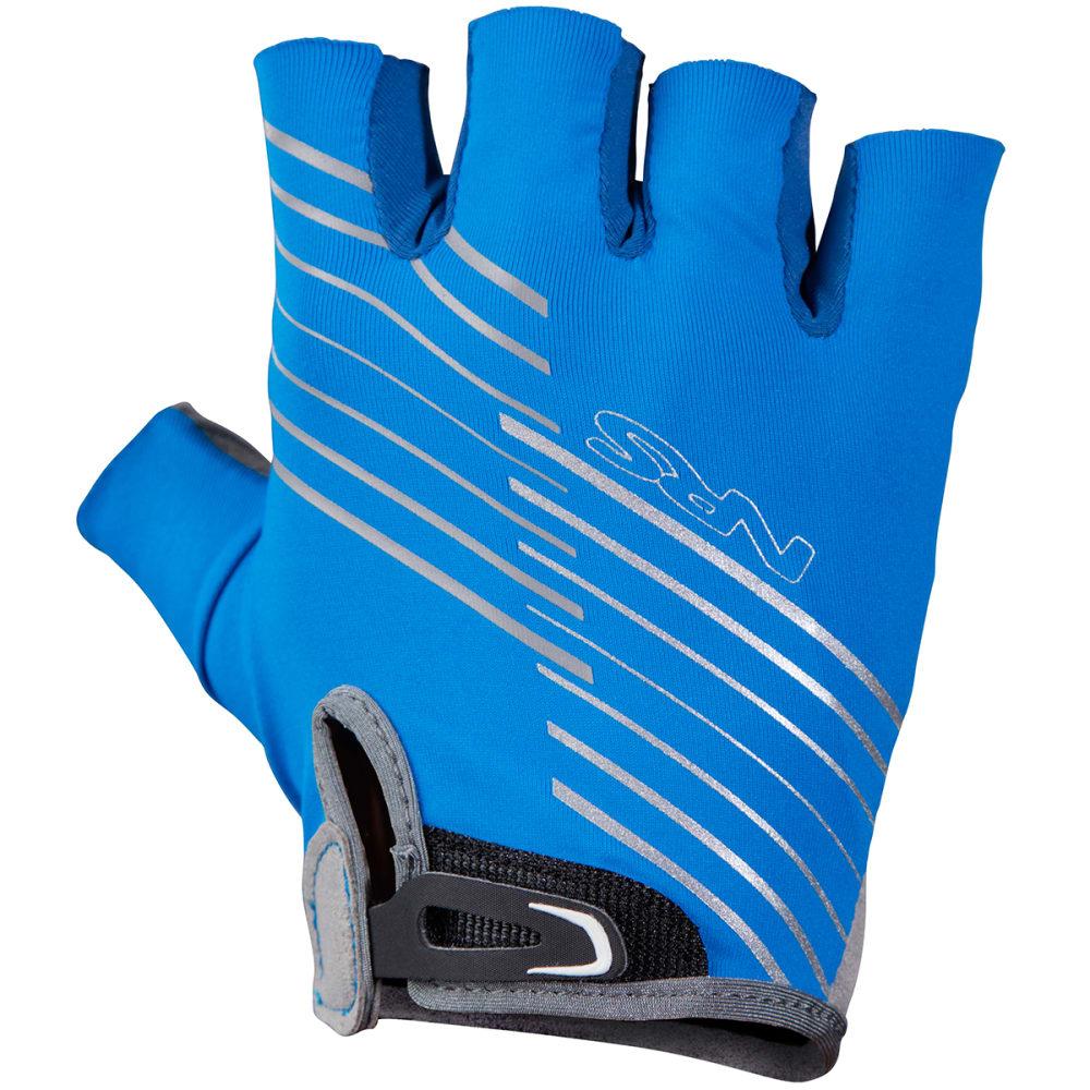 NRS Men's Boater Gloves - BLUE/BLACK