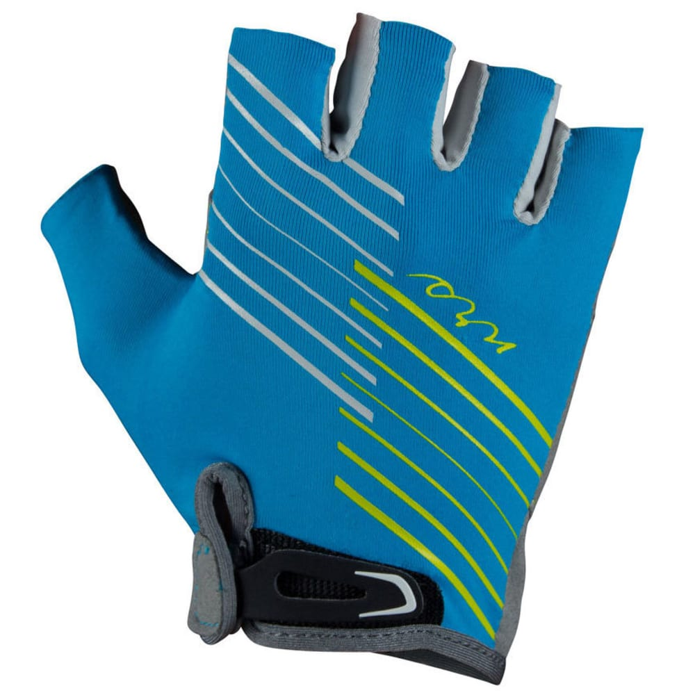 NRS Women's Boater Gloves - AZURE BLUE