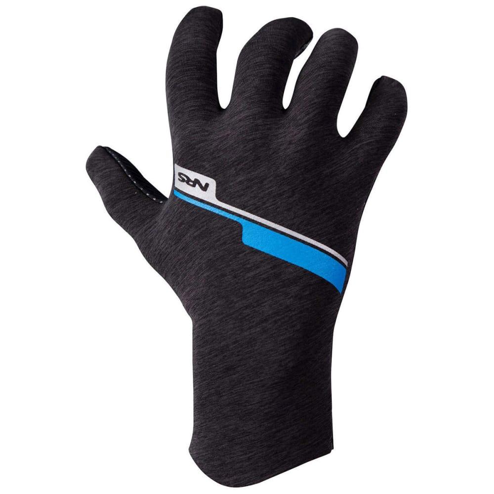 NRS Men's HydroSkin Gloves - GRAY/HEATHER