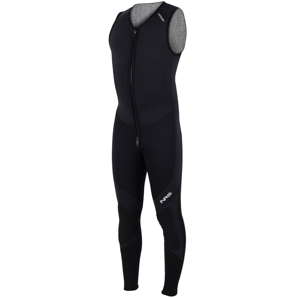 NRS Ultra John 3.0 Paddling Wetsuit - BLACK