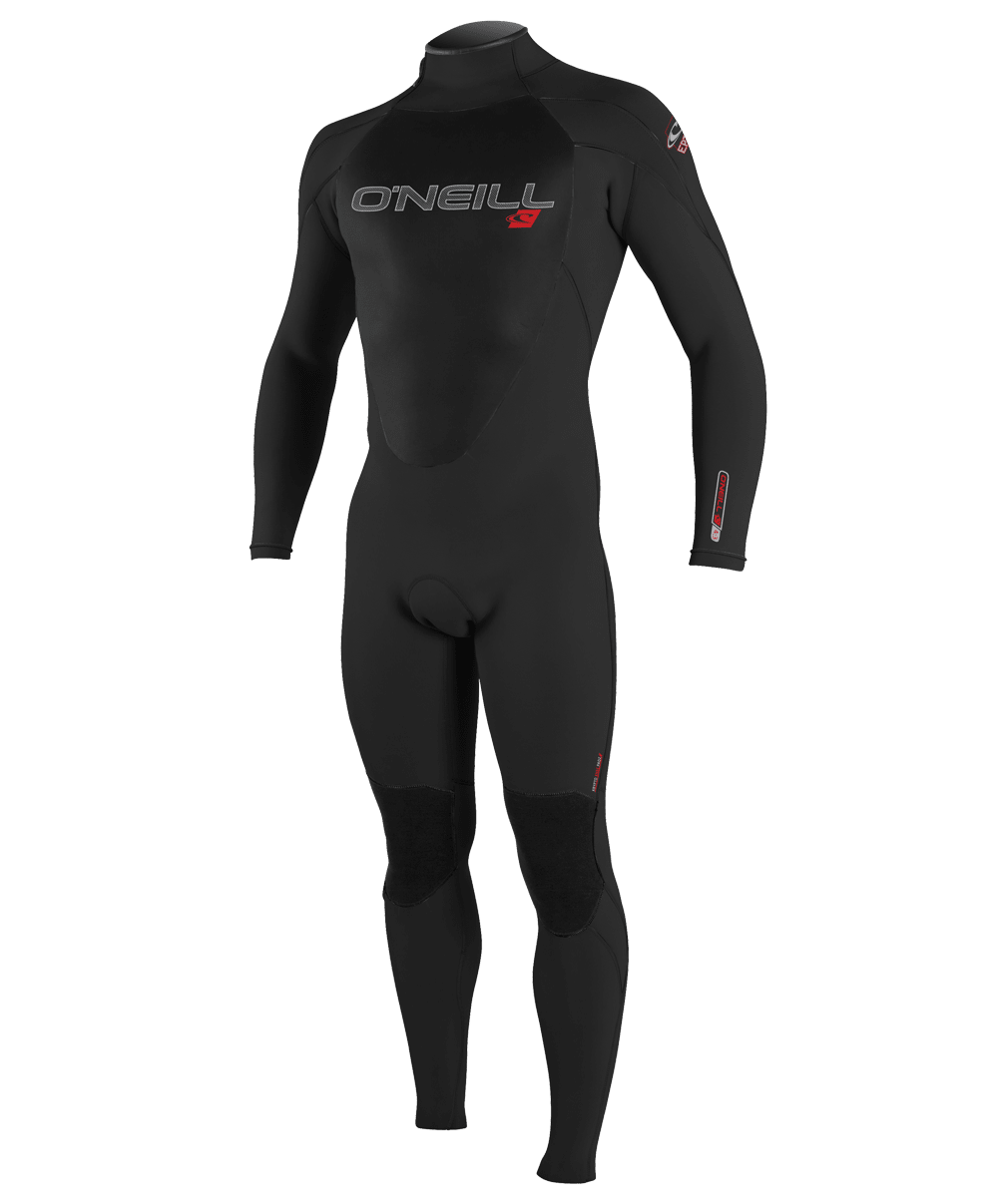 O'NEILL Men's Epic 3/2 mm Wetsuit - BLACK