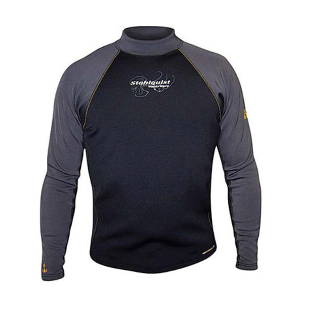 STOHLQUIST Men's 1 mm CoreHeater Shirt - BLACK