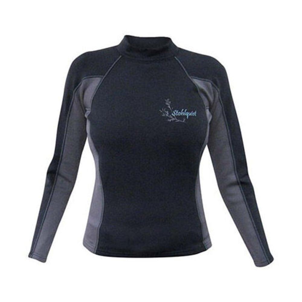 STOHLQUIST Women's 1 mm CoreHeater Shirt - BLACK