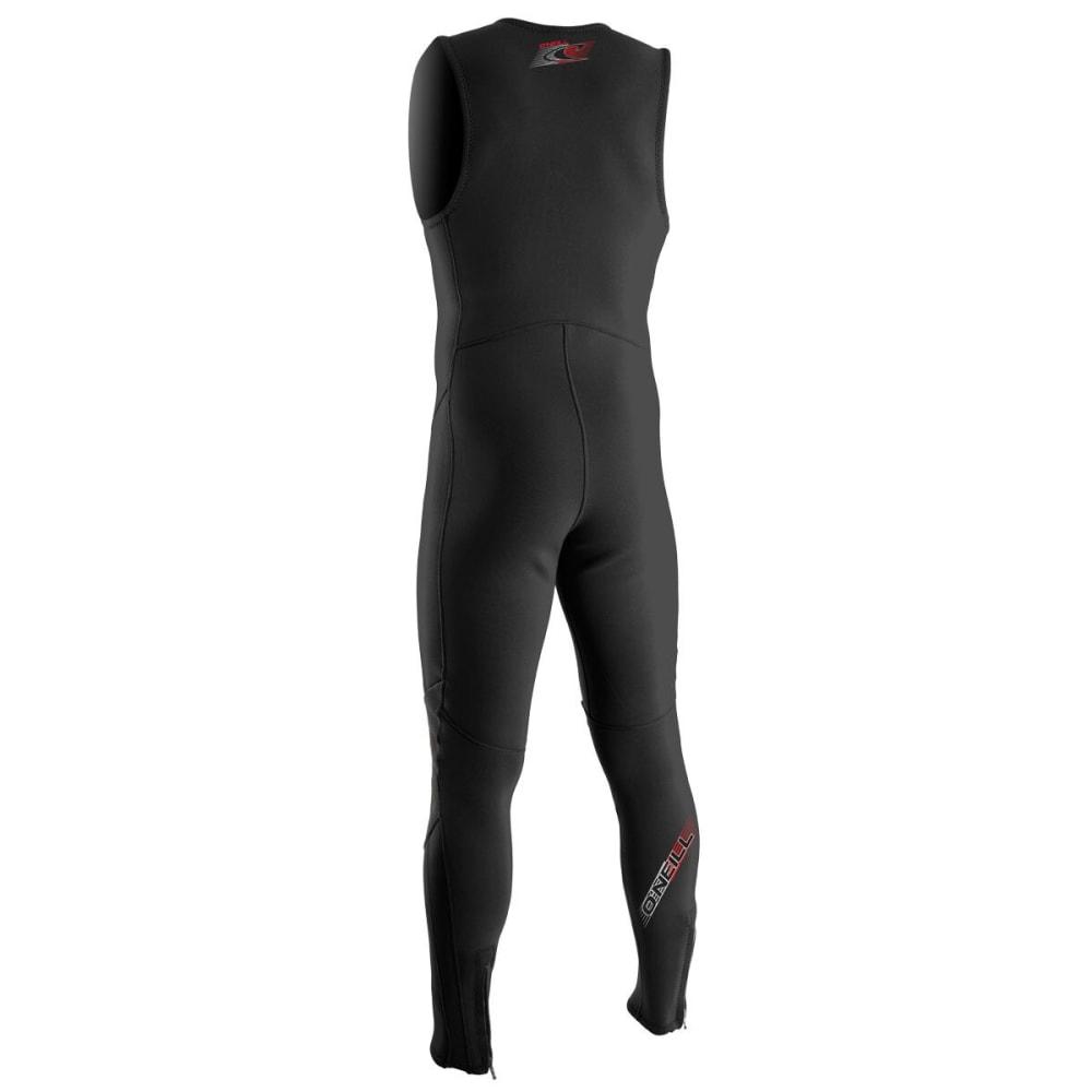 O'NEILL Men's Superlite John 2 mm Wetsuit - BLACK