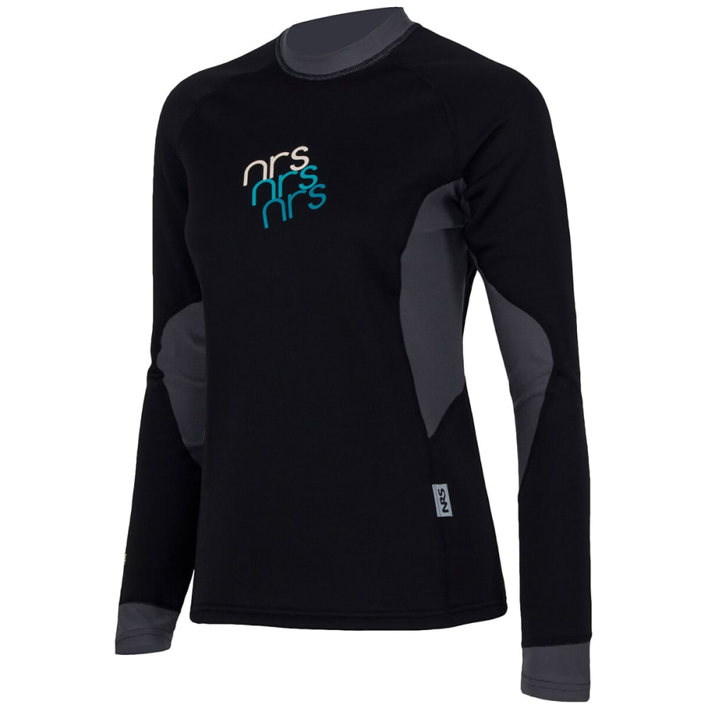 NRS Women's H2Core Expedition Shirt - BLACK