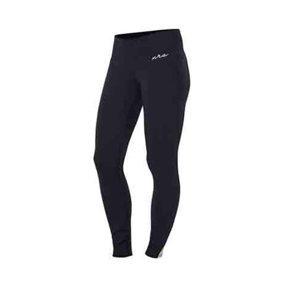 NRS Women's HydroSkin 0.5 Pants - BLACK