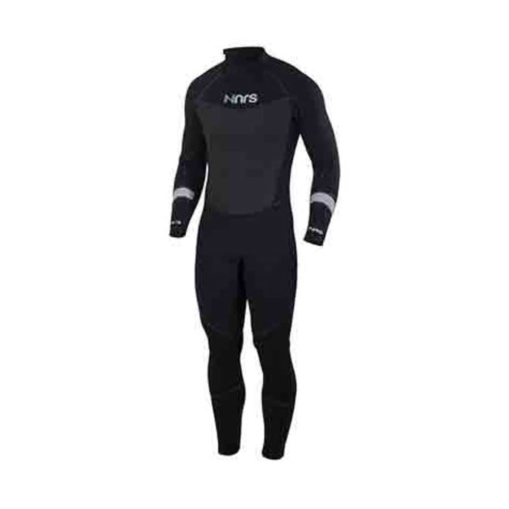 NRS Men's Radiant 4/3mm Wetsuit - BLACK