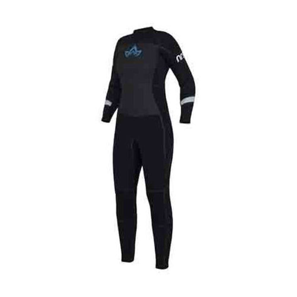 NRS Women's Radiant 4/3mm Wetsuit - BLACK