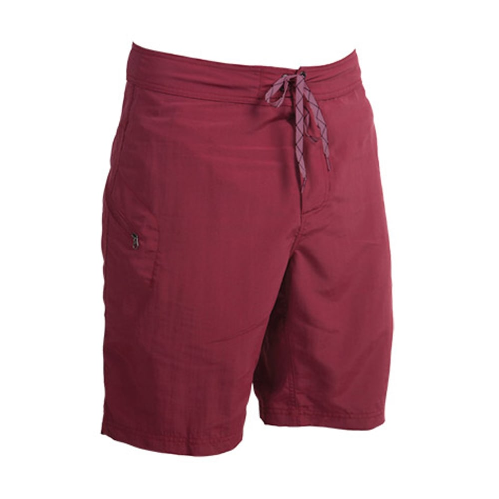 KOKATAT Men's Destination Surf Trunks - CRIMSON