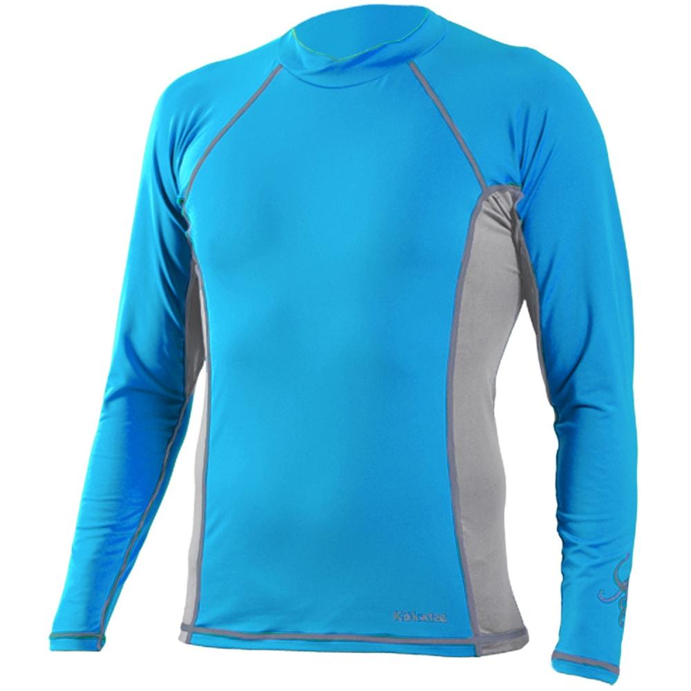KOKATAT Men's SunCore Shirt, L/S - ELECTRIC BLUE