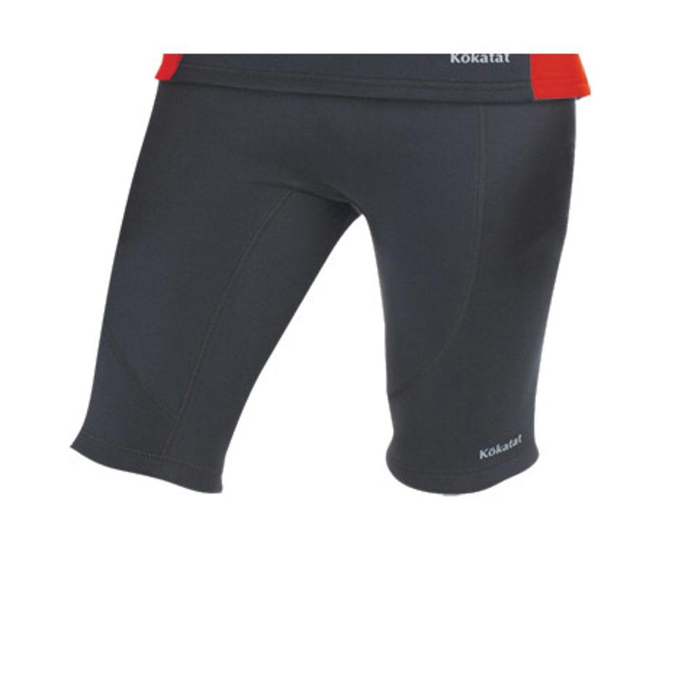 KOKATAT Men's NeoCore Shorts - CHARCOAL