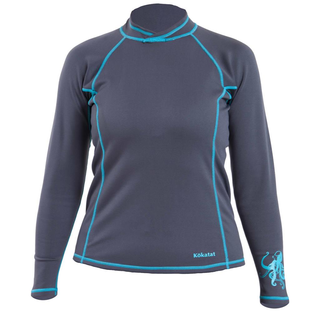 KOKATAT Women's NeoCore Shirt, L/S - GRAPHITE