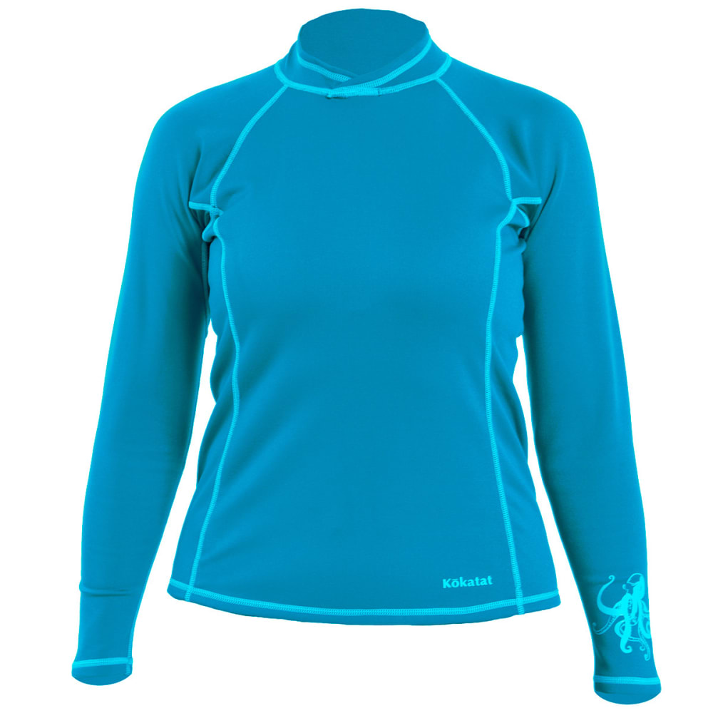 KOKATAT Women's NeoCore Shirt, L/S - ELECTRIC BLUE