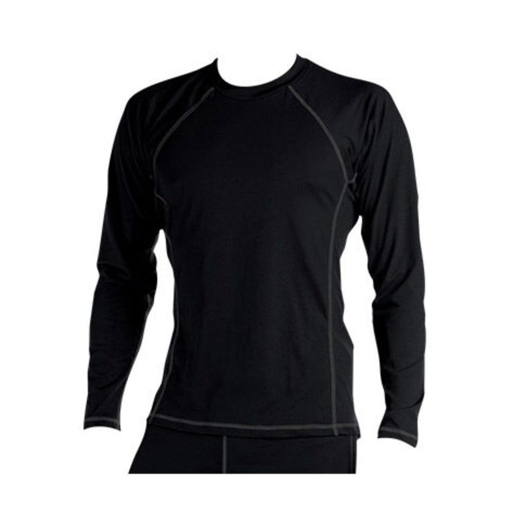 KOKATAT Men's BaseCore Shirt, L/S - BLACK