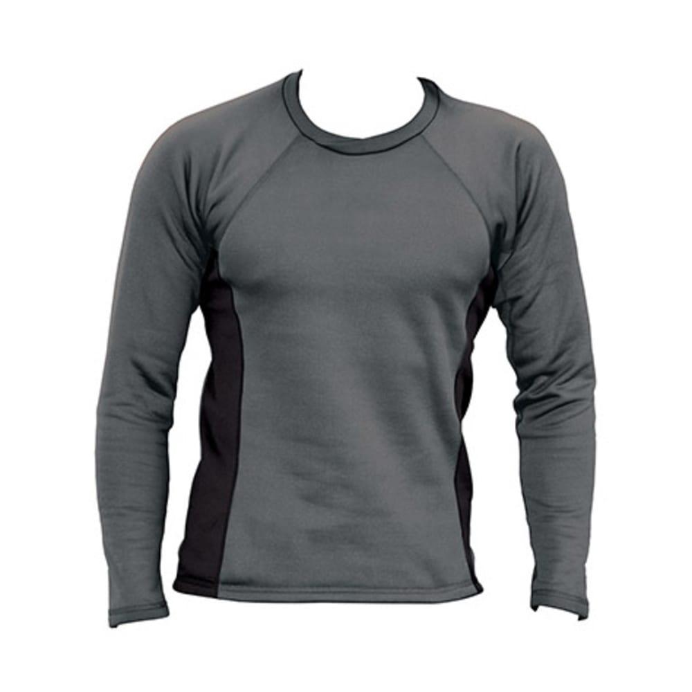 KOKATAT Men's OuterCore Shirt, L/S - GRAPHITE/BLACK