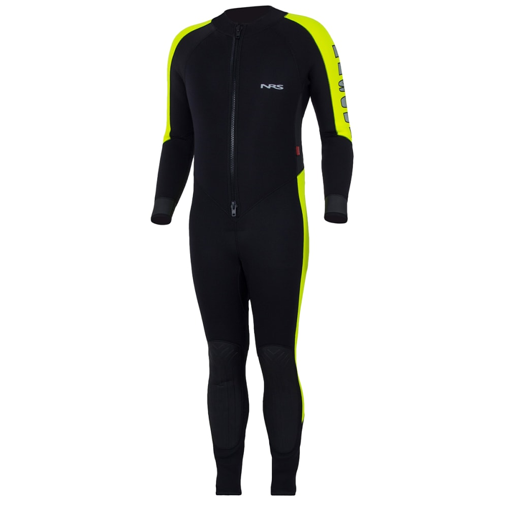 NRS Rescue Wetsuit - BLACK/YELLOW