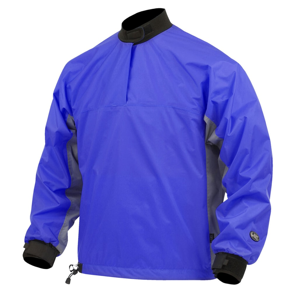 NRS Rio Top Paddle Jacket - BLUE