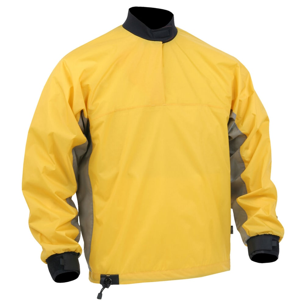 NRS Rio Top Paddle Jacket - YELLOW