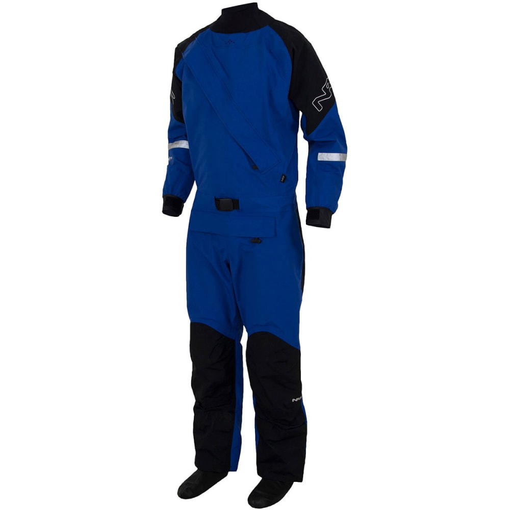 NRS Men's Extreme Drysuit - BLUE