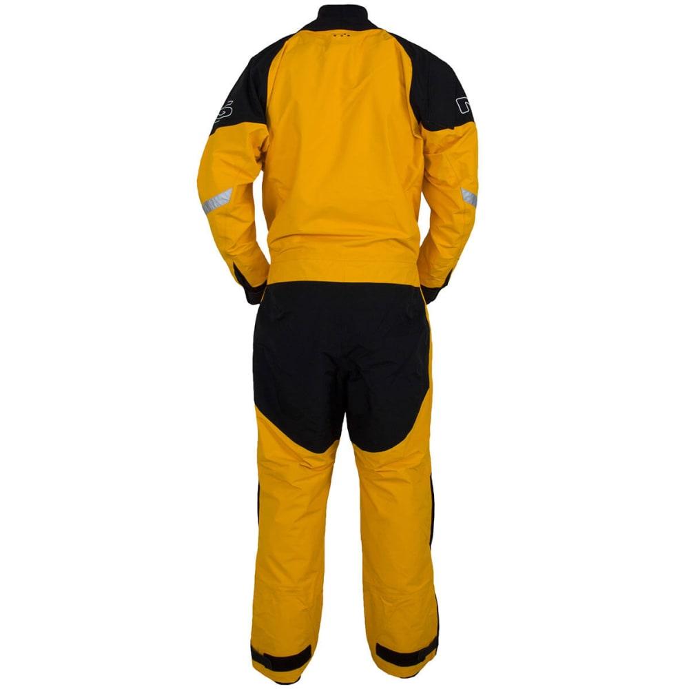 NRS Men's Extreme Drysuit - YELLOW