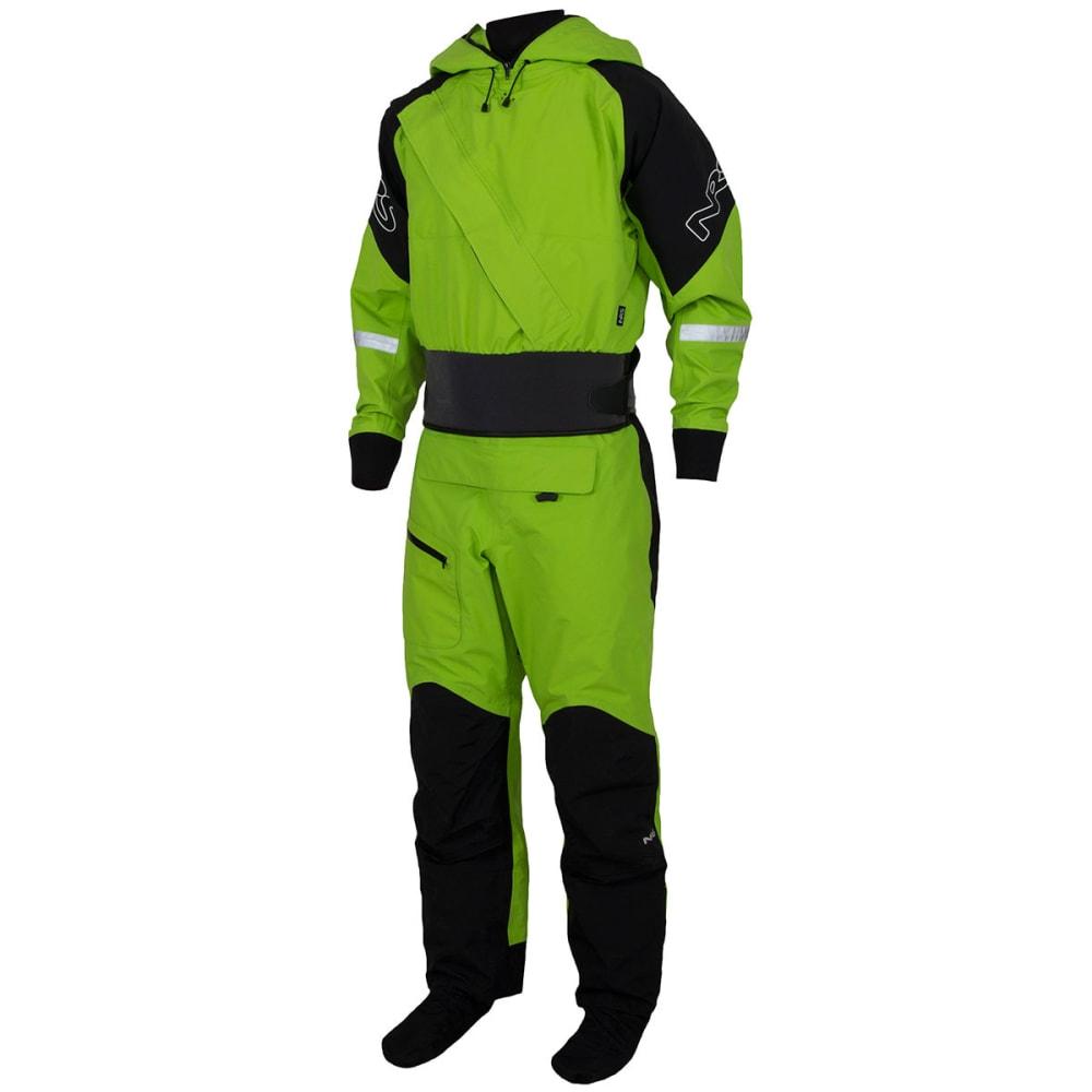 NRS Navigator Paddling Suit - GREEN