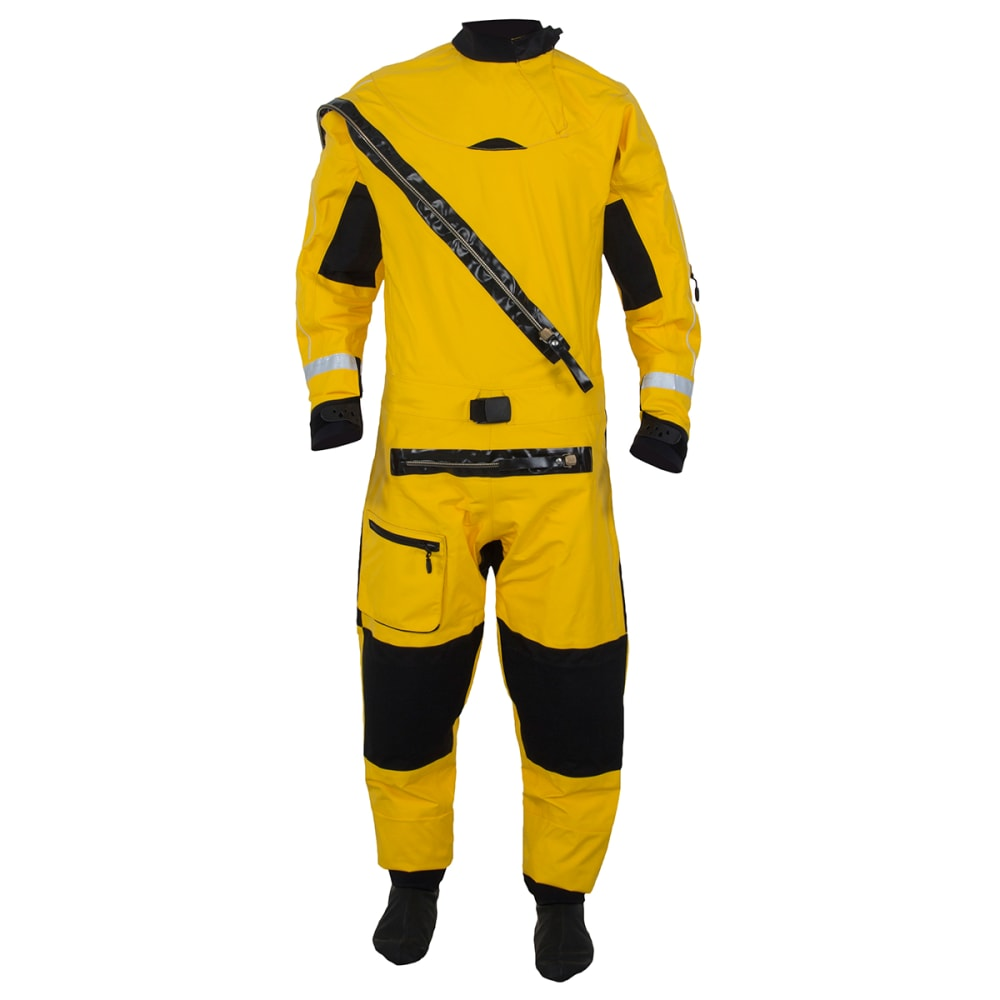NRS Extreme SAR Drysuit - YELLOW