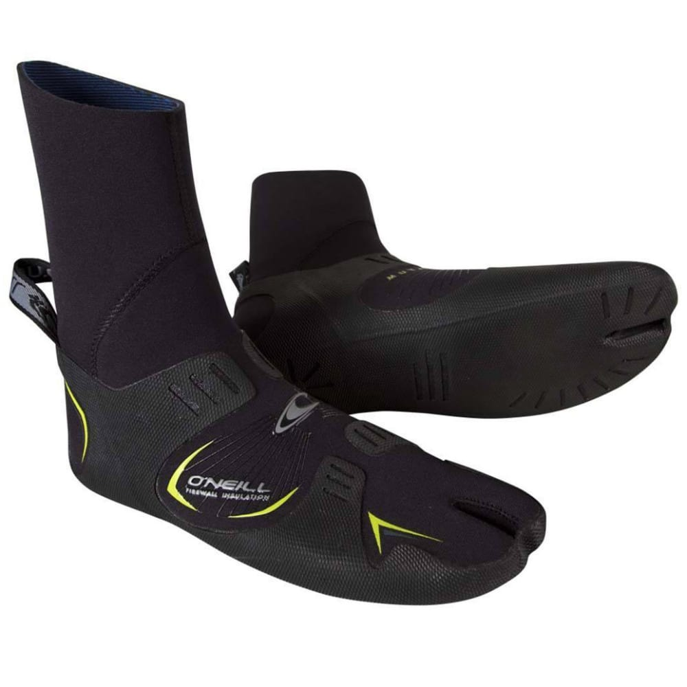 O'NEILL Men's Mutant 3mm ST Boot - BLACK