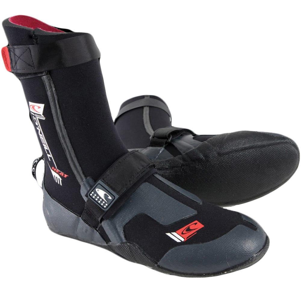O'NEILL Heat 5MM Round Toe Boots - BLACK