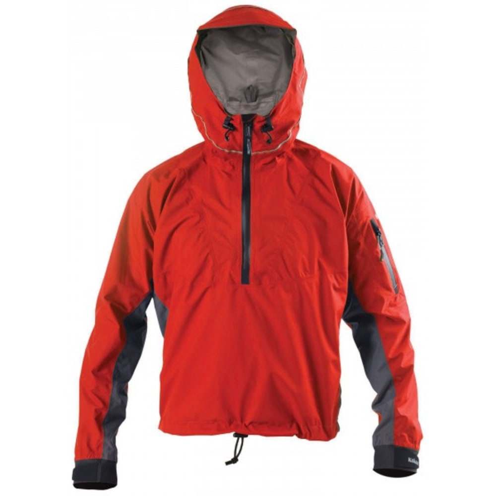 KOKATAT Men's GORE-TEX Paclite Pullover Jacket - CHILI