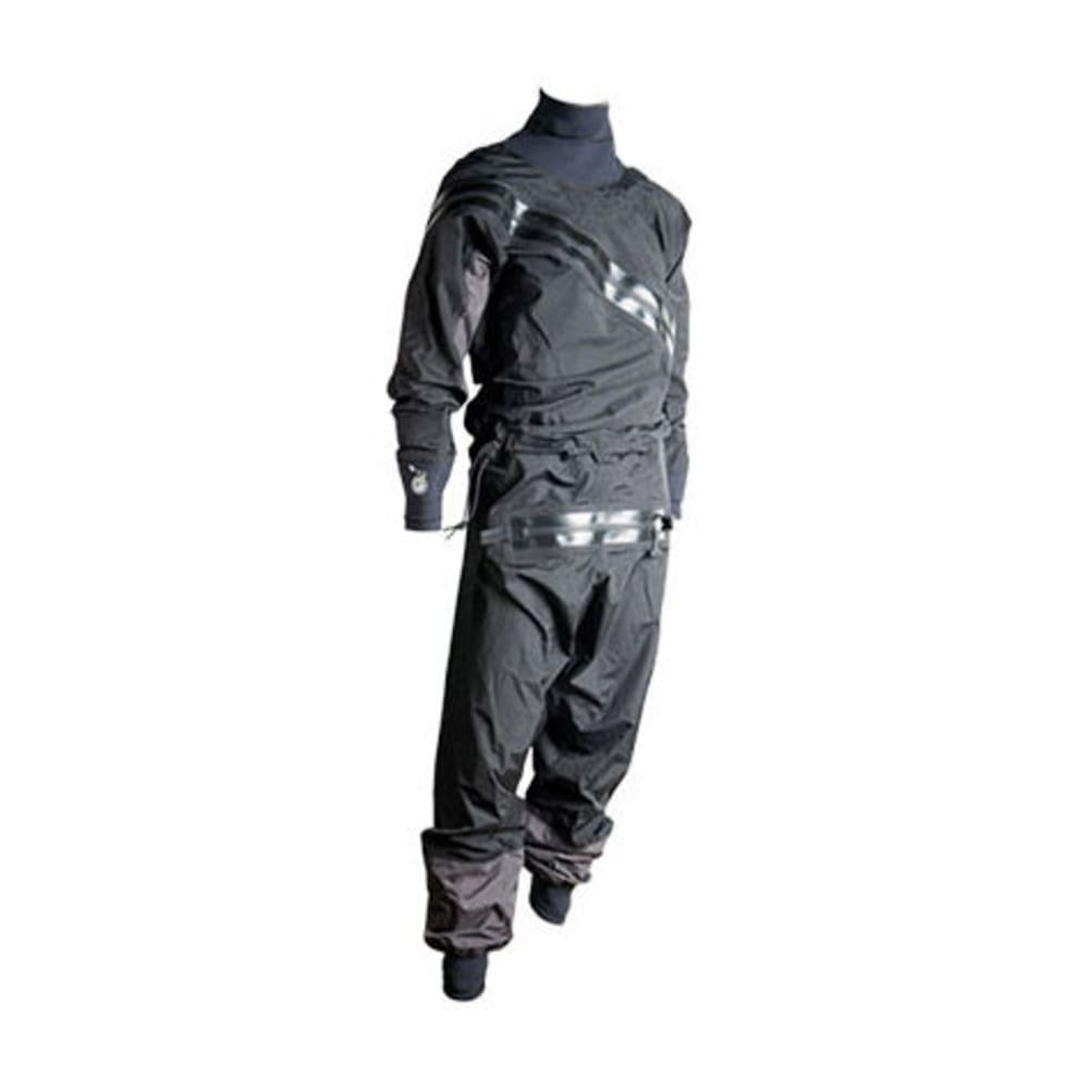 BOMBER GEAR Men's Hydrobomb Dry Suit - BLACK