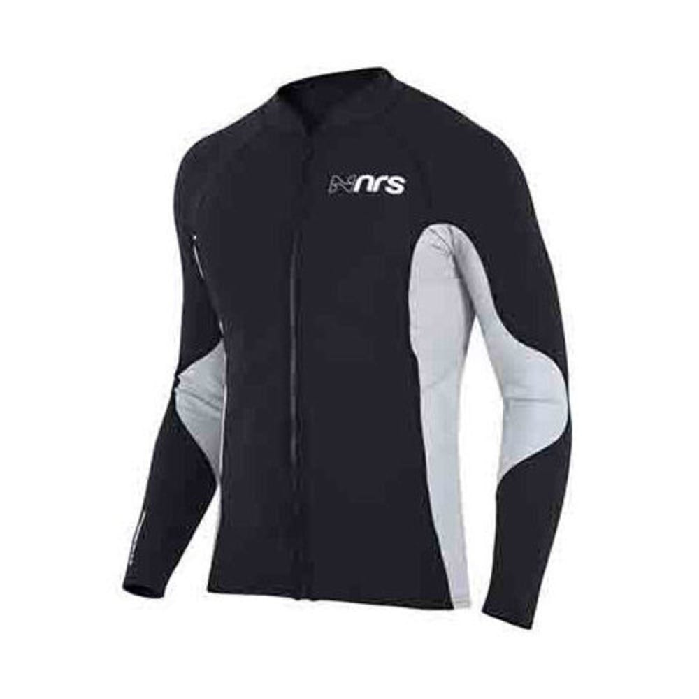 NRS Men's HydroSkin 0.5 Jacket - BLACK