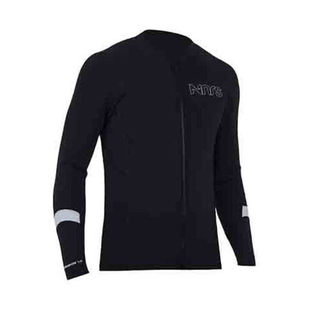 NRS Men's HydroSkin 1.5 Jacket - BLACK