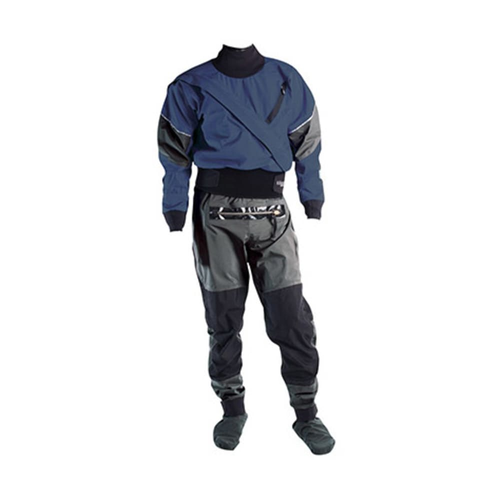 KOKATAT Men's GORE-TEX Meridian Drysuit - DENIM