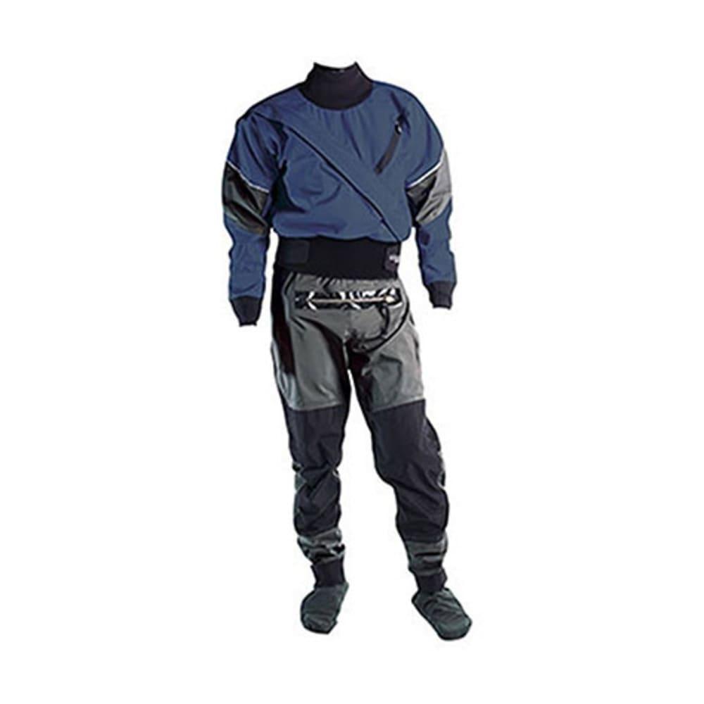 KOKATAT Men's GORE-TEX Meridian Drysuit, XXL - DENIM