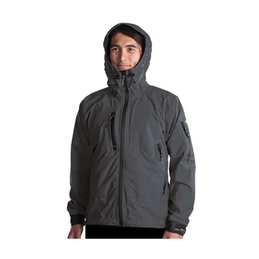 KOKATAT Men's GORE-TEX Full Zip Jacket - GRAPHITE