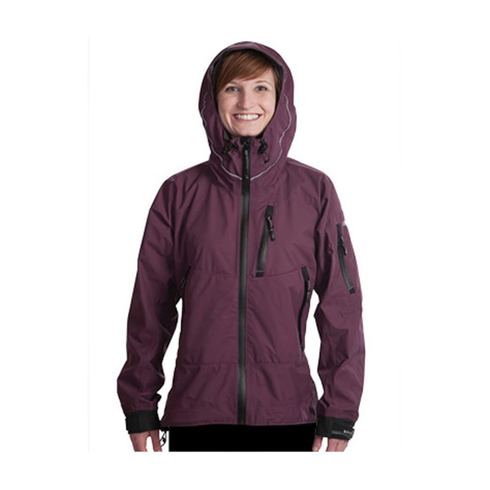 KOKATAT Women's GORE-TEX Full Zip Jacket - EGGPLANT