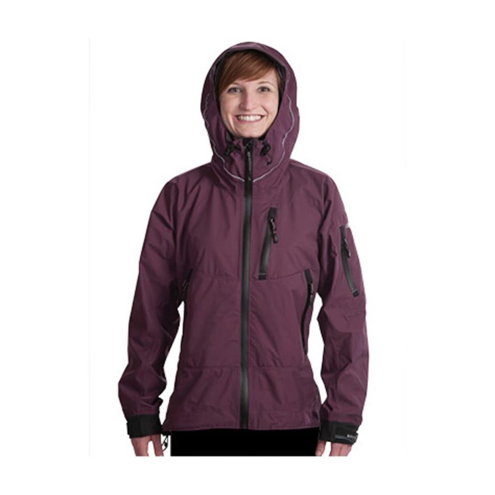 KOKATAT Women's GORE-TEX Full Zip Jacket - EGGPLANT