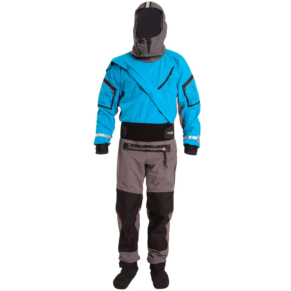 KOKATAT Men's GORE-TEX Expedition Drysuit - ELECTRIC BLUE