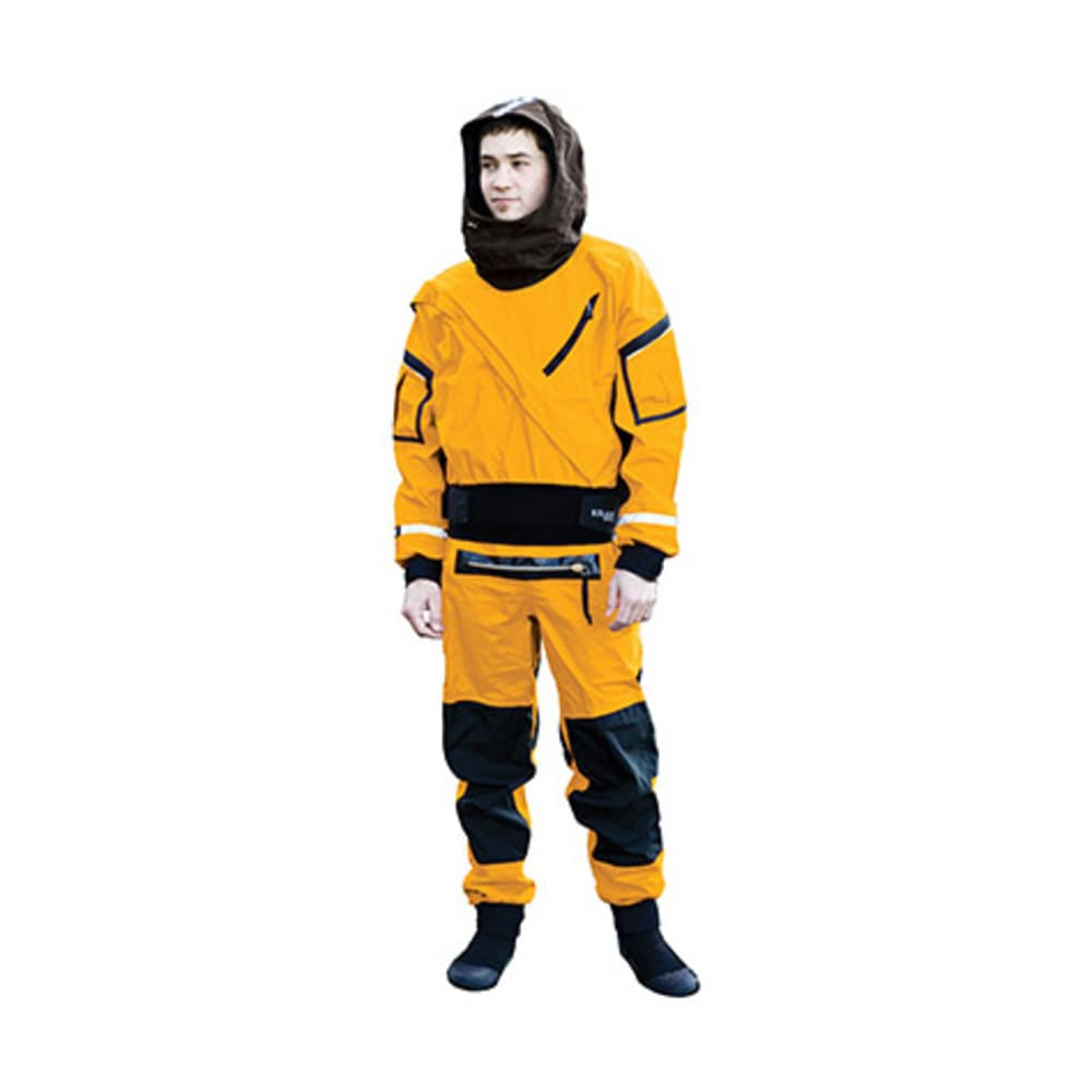 KOKATAT Men's GORE-TEX Expedition Drysuit - MANGO